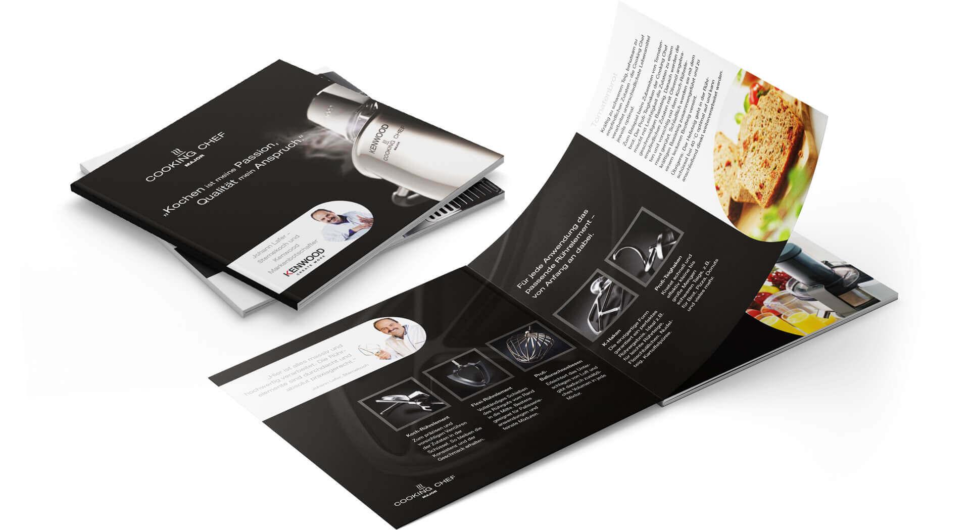 Portfolio: Kenwood   2SINN GmbH   Kommunikation und Marketing   Agentur für Werbung