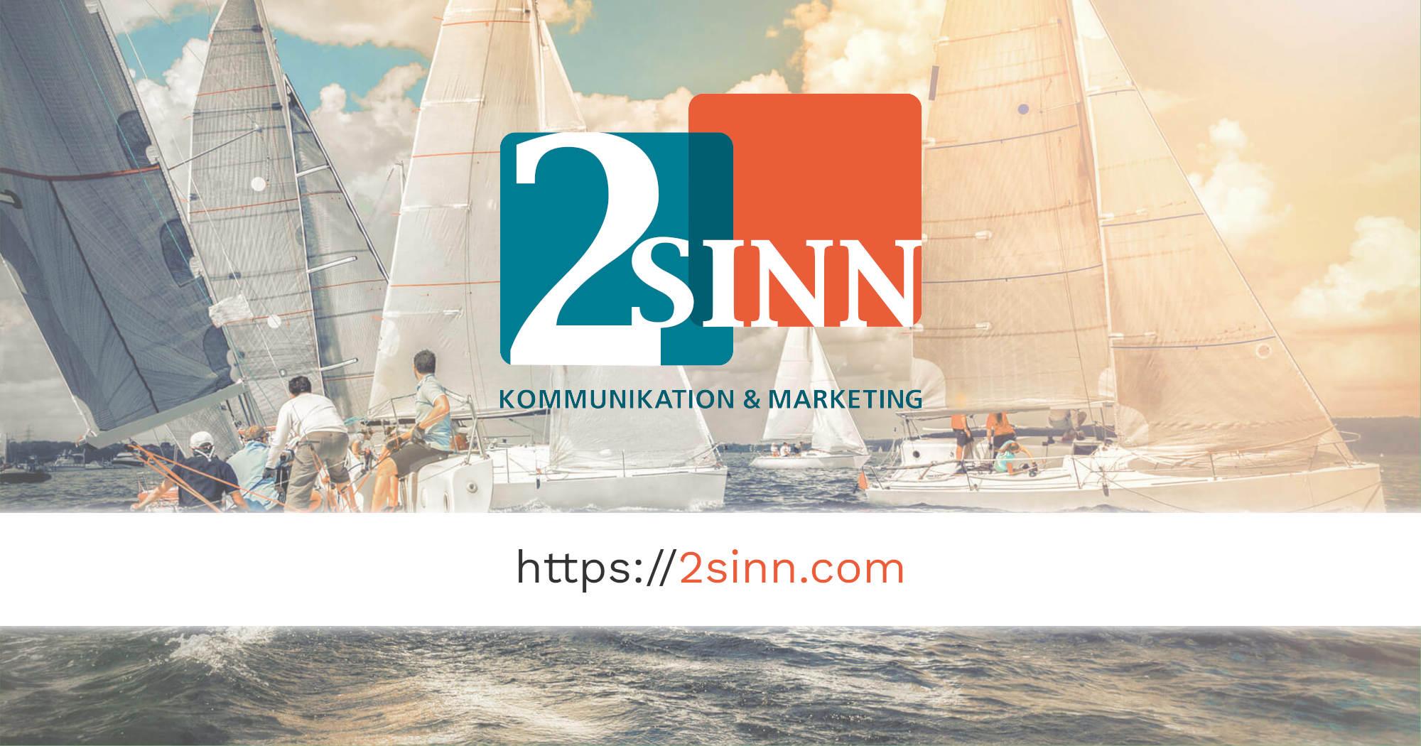 OpenGraph-Bild | 2SINN GmbH | Kommunikation und Marketing | Agentur für Werbung